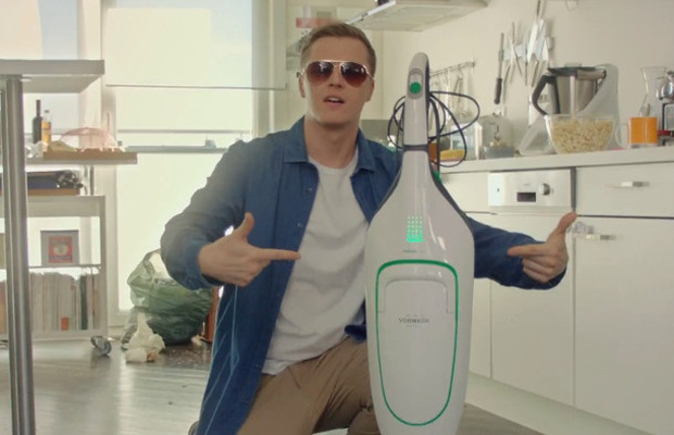 Household Cleaning Gets an Injection of Fun in Playful New Music Video