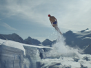 Brrr! Coors Light Freshens Things Up with a Freezing Snow Swim