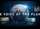 What Would Planet Earth Say if It Could Speak to Us? Real-Time Campaign Gives Earth a Voice