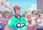 KP - Cricket Ident Two
