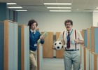 Credit Card Geeks Show Off Their #GoodSkillsBadSkills in New MBNA Footy Ad