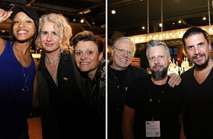 The Talent Business and D&AD Launch 2018 Festival with Judges' Welcome Dinner