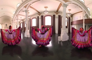 VR Playhouse and Jaunt Immerse Viewers in Traditional Mexican Music and Dance