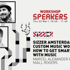 Get Smart With Music at Adfest 2017 in a Workshop From Sizzer Amsterdam