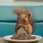 Graze Welcomes a Furry New Edition in Cheeky Fourth Wall Breaking Spot