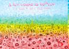 Squeak E. Clean Studios Looks Towards a Brighter Future in Kaleidoscopic Print Ad