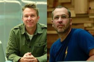 Creative Directors Rob Palmer and Mike McCommon Join CP+B LA