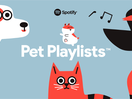 Le Cube Animates Furry Friends in Pet-Powered Spotify Project