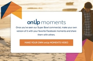 Create Your Own onUp Moment with StrawberryFrog's SunTrust Campaign
