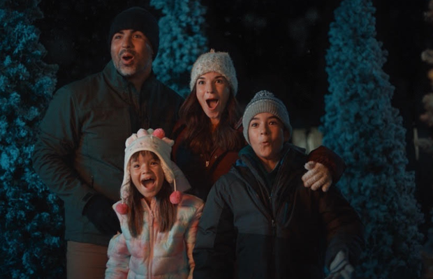 JCPenney Delivers Holiday Wishes for Joy, Comfort and Peace