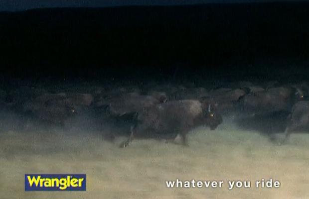 My Most Immortal Ad: Ali Brown on Wrangler 'Ride'