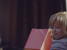 A Boy Collects Keepsakes in a Happy Meal Box in Sweet Ad