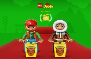 Lego Duplo Launches the Tiny Film Festival