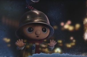 Animated Christmas Ad for Migros Tells Story of the People Who Live in the Cash Registers