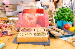 Brand & Deliver Appointed to Create New TV Spot for Graze