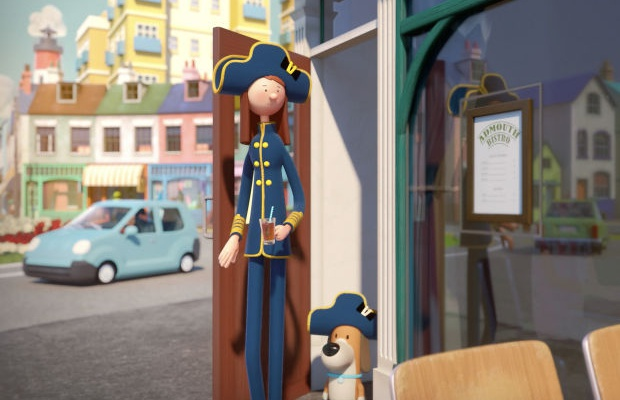 Admiral Car Insurance >> Admiral Insurance Welcomes Us To Admouth In New Animated