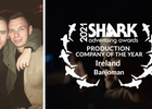 Banjoman Wins Production Company of the Year at Shark Awards Ireland 2021
