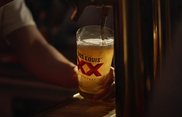 Sid Lee Administers a 'A Dos of XX' in Dos Equis Relaunch Brand Campaign
