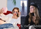 Gigi Hadid Graces Piccadilly Billboard in Historical Screen Unveiling