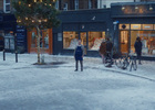Visa Finds Somebody to Love the High Street in Festive Singalong Spot
