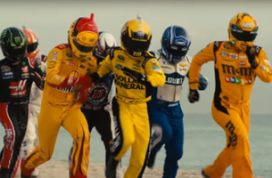 The Chase Is On In This New NASCAR Film From Ogilvy & Mather