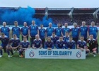 Iceland's Football Team Unite to Educate The World about Parkinson's