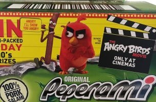 Eight High Profile Brands Partner with Sony Pictures to Promote The Angry Birds Movie