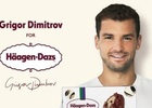 Häagen-Dazs and Grigor Dimitrov Unite for Wimbledon-Inspired 'Flavour Battle' Campaign