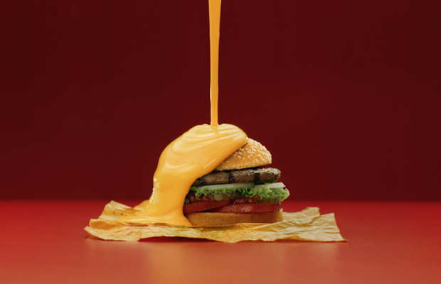 KFC Pours Signature Cheese Sauce on Just about Everything in Indulgent New Campaign