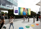 Swarovski Brings Colour to Summer with Audience Activated DOOH Campaign