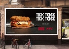 KFC 'Bun-Less Burger of Dreams' Double Down Available for 21 Days