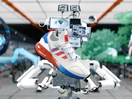 Chinese Superstar Jackson Yee and Korean Musicians So!YoON! and DPR Live Star in Futuristic Adidas ZX Campaign