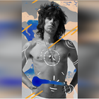 RUFFMERCY Designs Nostalgic Artwork for Spotify Goats Head Soup Rolling Stones Experience