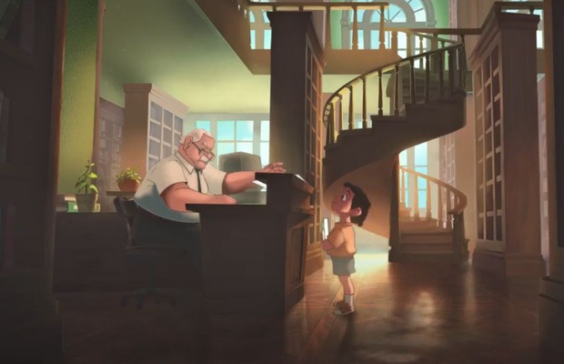 Librarian Shows that 'Every Word Kept, Counts' in Al Etihad Credit Bureau's Cute Animated Film