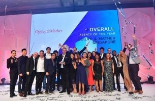 Clean Sweep by Ogilvy & Mather Singapore at Marketing Magazine's Agency of the Year Awards 2017