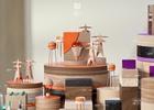Building a Miniature VFX Metropolis for Award-Winning SPDRS Spot