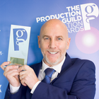 Cinelab London's Andy Hudson Receives The Production Guild of Great Britain Innovation Award
