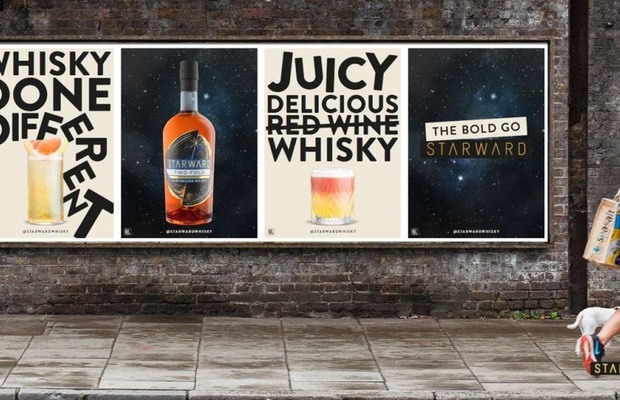 Havas Media Melbourne Highlights How Starward Whisky is 'Whisky Done Different'