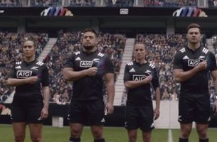 TBWA\HAKUHODO's United Black Fabric for NZ All Blacks Stands Against Discrimination