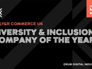 VMLY&R COMMERCE UK Named Diversity & Inclusion Company of The Year at The Drum Awards for Digital Industries