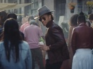 Smooth-Moving Style Devotee 'Pays with a Glance' in Latest iPhone Film