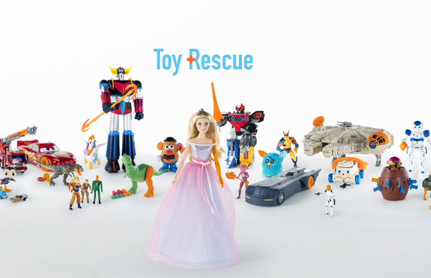 3D Printed Limbs are Keeping Toys Out of Landfill in this Smart Campaign