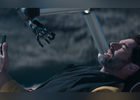 Actor Tom Ellis Has a Close Shave from a Robot Barber in EE's Latest Real-life Network Demo