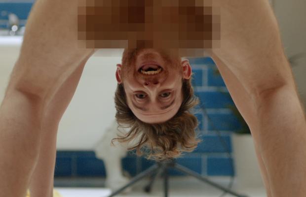 Shaved men balls photos
