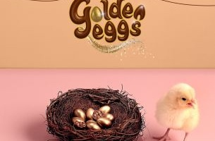 Mars Hatch Eggstra-Cute Campaign to Celebrate Return Of Galaxy Golden Eggs
