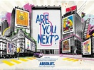 Absolut Begins Global Search for Next Artistic Collaborator