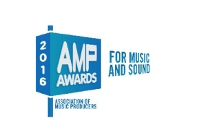 2016 AMP Awards For Music and Sound Set For May 11 in NYC