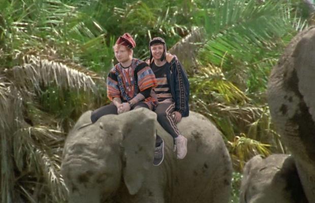 Kurupt FM Drops the Beat on Ed Sheeran in Hilarious Comic Relief Music Video