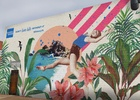 American Express Campaign Features London Street Artist Josephine Hicks