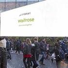Waitrose Sends Snow to London Westfields for Festive DOOH Activation